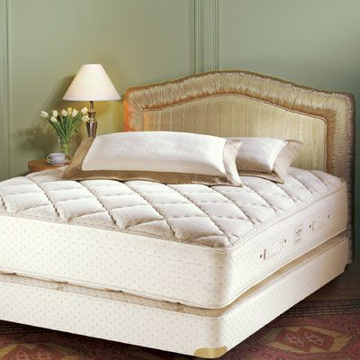 Cotton Quilt-Top Royal-Pedic Mattress & Box Spring Sets
