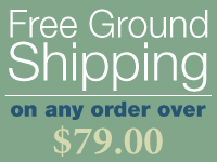Free Ground Shipping On All Orders Over $79 - Click For Details
